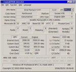 CrystalCPUID 4.9.4.324: идентификация процессоров