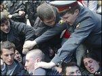 Российская Дума не будет менять закон о митингах