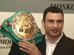 Виталий Кличко объявил о своем возвращении на ринг
