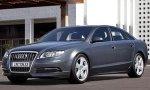 Появились шпионские фотографии Audi A8 2010