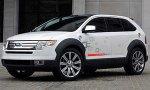 Ford показал гибридный электромобиль на автосалоне в Вашингтоне