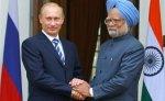 Россия построит в Индии шесть атомных энергоблоков