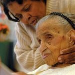 Внучка рабов стала самой старой на планете