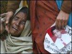 Толпа в Индии избила подозреваемых в убийстве