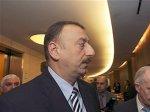 Алиев доложил Соросу об обстановке в Азербайджане