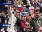 Ростовский СКА вышел в первую лигу