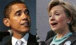 Барак Обама не смог стать конкурентом Хиллари Клинтон
