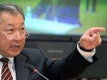 Киргизский президент направил в парламент кандидатуру нового премьера