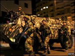 В Бейруте отменен комендантский час