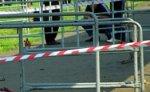 """В Петербурге у фабрики """"Рот Фронт"""" произошел взрыв, пострадавших нет"""