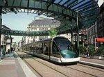 Французы выбирают трамваи, напоминающие фужеры