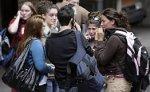 В Греции бастующие студенты сорвали зимнюю сессию