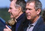 Джорджу Бушу приходится ругаться с телевизором