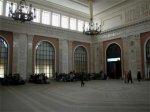 На Московском вокзале повесился курсант Нахимовского училища