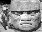В Мексике обнаружены руины древней цивилизации ольмеков