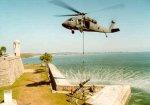 В Испании разбился военный вертолет