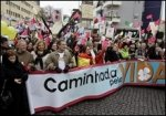 В Португалии противники абортов выходят на улицы