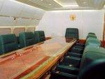 Фото салона президентского самолета появились в Сети. Служба безопасности начала проверку