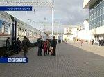Новый поезд на СКЖД может развивать скорость до 160 километров в час