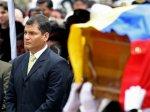 Министром обороны Эквадора вновь стала женщина