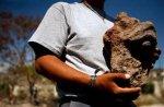 Археологи нашли руины древнего города ольмеков