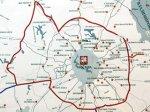 В Москве началось строительство Четвертого транспортного кольца