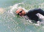 Пловец из Словении намерен покорить кишащую пираньями Амазонку