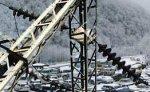 В Сочи вновь отключились две из трех магистральных энерголиний