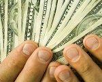 Доллар смотрит вниз