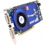 Видеокарты ATI Radeon X1950 GT от SAPPHIRE