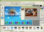 PhotoFiltre Studio 8.1: обработка изображений