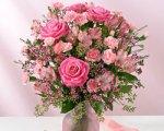 Цветы в день всех влюбленных