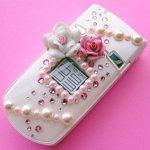 DoCoMo превращает мобильные телефоны в свадебные торты