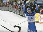В России появился лыжник, который способен один выиграть эстафету