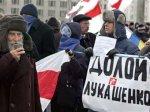 В Минске задержаны три десятка молодых оппозиционеров