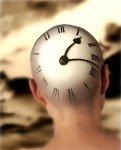 Время оставило след в мозге
