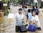 В затопленной Джакарте пропал россиянин