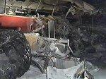 В Воронежской области столкнулись автобус и грузовик: пять погибших, 15 раненых