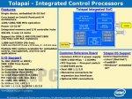 Высокоинтегрированный SoC-процессор от Intel