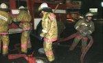 При пожаре на фабрике в Екатеринбурге были отрезаны пути эвакуации