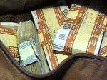 В Чечне неизвестные преступники похитили у кассира более миллиона рублей