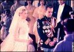 Грейс Келли названа самой элегантной невестой