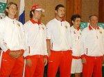 Матч Чили - Россия начнет Сафин