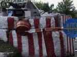 Российские миротворцы не устанавливали новый блокпост в Абхазии
