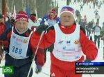 Россияне встают на лыжи