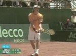 Российские теннисисты показали характер
