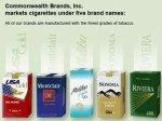 Впервые за десять лет на табачный рынок США придут европейцы