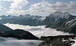 В Приэльбрусье обнаружено тело попавшей под лавину альпинистки