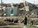 На юге Ирана произошло сильное землетрясение