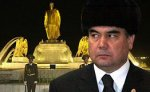 Новому главе Туркмении вручили колчан со стрелами, хлеб и Коран